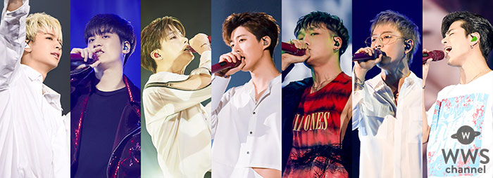 iKON、 6都市14公演の全国ツアー【iKON JAPAN TOUR 2019】開催決定!