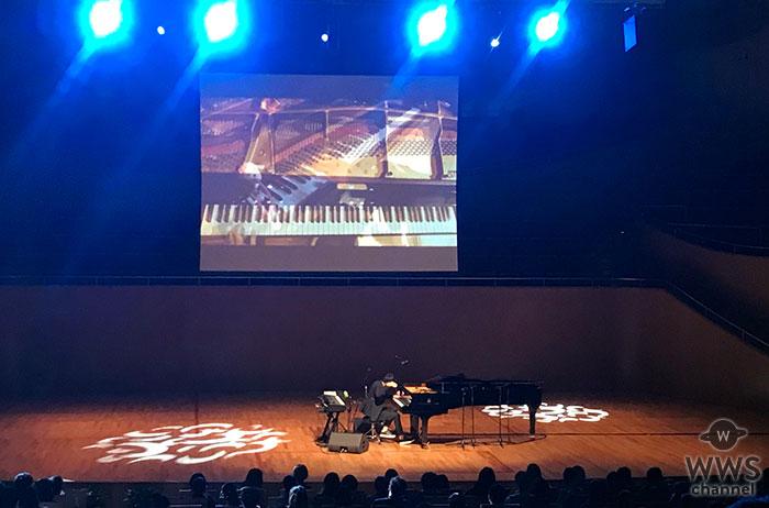 日本人ピアニストまらしぃ、単独の中国5 都市ホールツアー完遂!そしてツアーファイナルは幕張メッセ!!