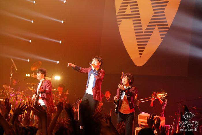 【ライブレポート】Official髭男dism(ヒゲダン)が『ROCK AX Vol.2(ロックアックス)』でエンタメ感を見せつける!<ROCK AX Vol.2>