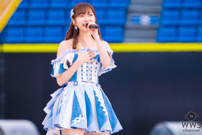HKT48・指原莉乃、卒業コン前最後のステージ!「春フェス」で見せる笑顔のパフォーマンス!!<AKB48グループ春のLIVEフェス>