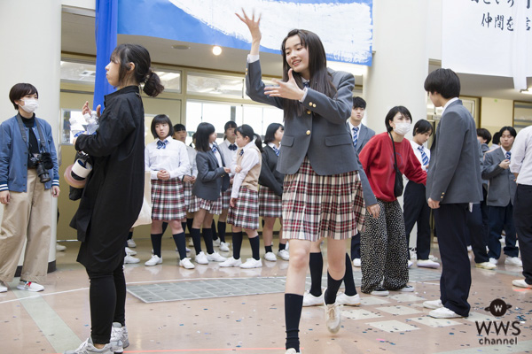 茅島みずきがポカリスエットの新CMヒロインに登場!感情剥き出しのダンスで魅せる!!