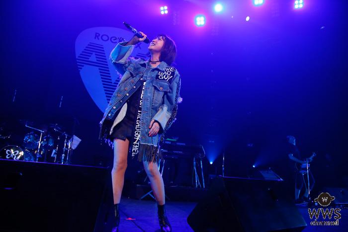 【ライブレポート】藍井エイルが『ROCK AX Vol.2(ロックアックス)』2日目のステージに出演!<ROCK AX Vol.2>