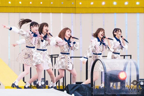 【ライブレポート】AKB48 チーム8が春フェストップナンバーで登場!『蜂の巣ダンス』で熱気あふれるパフォーマンス!<AKB48グループ春のLIVEフェス>