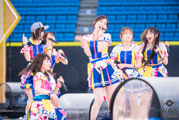 【ライブレポート】SKE48・松井珠理奈、『大声ダイヤモンド』から『センチメンタルトレイン』へ。10年の軌跡を追うセットリスト熱唱!<AKB48グループ春のLIVEフェス>
