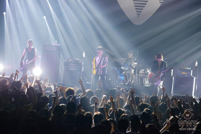 【ライブレポート】BLUE ENCOUNTが『ROCK AX Vol.2(ロックアックス)』大歓声の中で『Survivor』を熱唱!<ROCK AX Vol.2>
