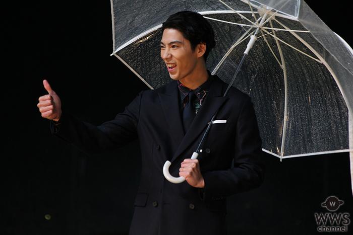 賀来賢人が東京シティ競馬(TCK)の新イメージキャラクターに就任!東京スプリントのトークショーに登壇!