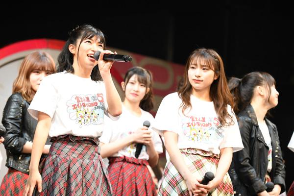 【4月14日レポート】卒業間近の横道侑里「大好きで世界一のチーム」と愛を伝える!全メンバー出演のトヨタコラボCMも決定!