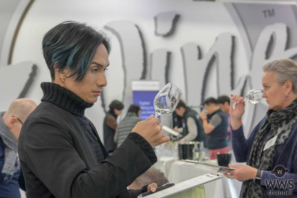 橘ケンチ、ロンドンにて世界最大のワインコンテスト『IWC』日本酒部門審査会に参加!