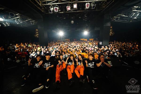 J☆Dee'Z、Music Athleticで激しすぎるパフォーマンスに観客全員が筋肉痛に!自身最大規模のワンマンツアー完走!