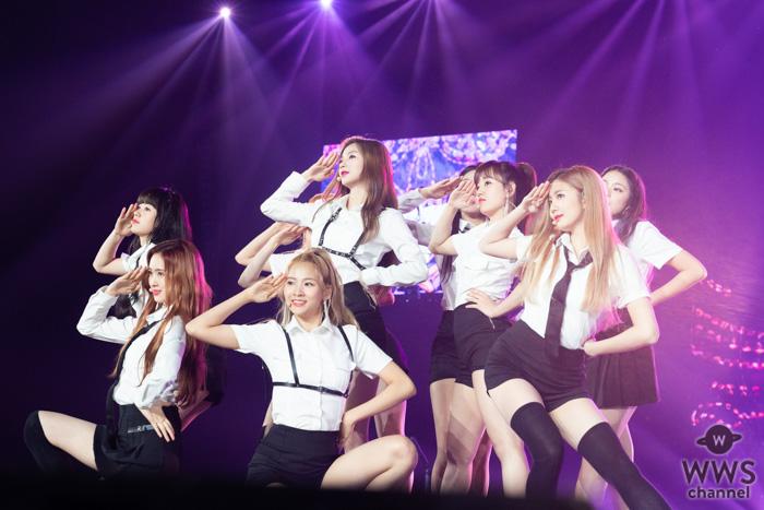 Cherry Bulletが「M COUNTDOWN」に初登場!堂々たるステージングで少女時代の『Genie』をカバー!<KCON 2019 JAPAN>