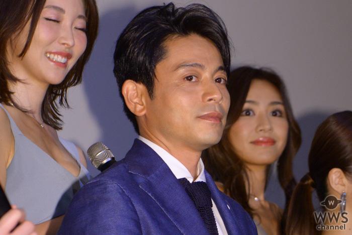 吉沢悠、主演映画『ライフ・オン・ザ・ロングボード 2nd Wave』初日挨拶に登壇!