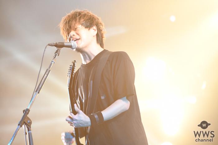 【ライブレポート】10-FEETが大トリに登場!人気曲『RIVER』を含む圧巻のライブで締めくくる。<JAPAN JAM 2019>