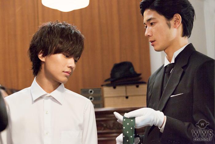 King & Prince 永瀬廉、初主演でミステリーに挑戦!映画『うちの執事が言うことには』5月17日公開!