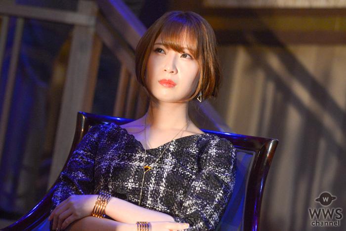 SKE48・高柳明音、「女優」としての顔を覗かせるクールな演技で魅了『+GOLD FISH(プラスゴールドフィッシュ)』ゲネプロ開催