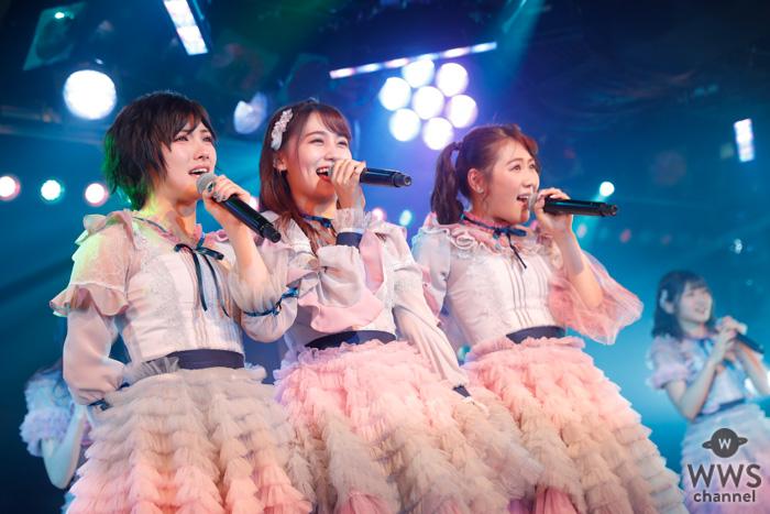AKB48・小嶋真子、卒業公演は笑顔で「縁を大切にみんなと繋がっていたい」