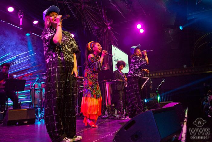 MISIA、NYでPUFFYとともに『アジアの純真』をセッション!