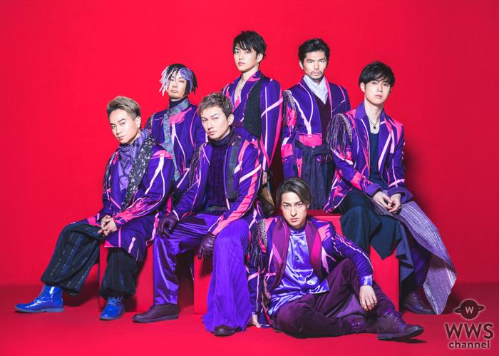 DA PUMP、大阪城ホールのライブをWOWOWで生中継決定!