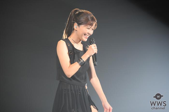 【独占インタビュー】宇野実彩子、東京ストリートコレクションステージを終え、感想を語る!<東京ストリートコレクション>