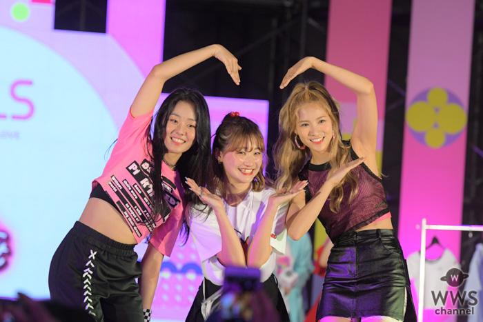 Cherry BulletがKCON GIRLSステージに登場!ファッション対決で沸かす!!<KCON 2019 JAPAN>