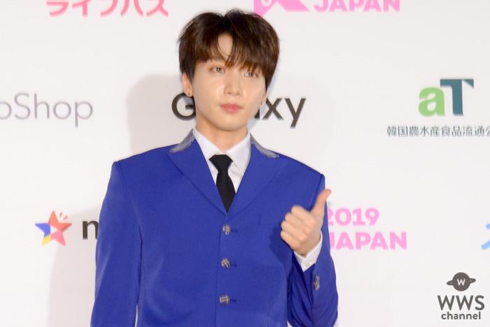 チョン・セウン(정세운)が、「M COUNTDOWN」前のレッドカーペットに登場!<KCON 2019 JAPAN>