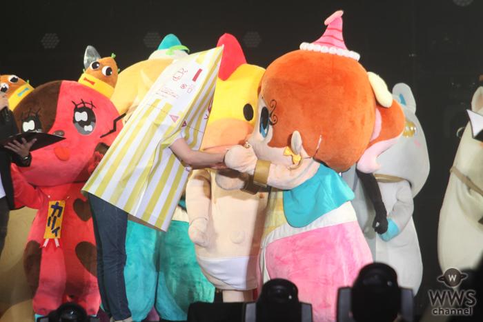 TSCで「がちキャラグランプリ」開催!初代チャンピオンはあくびちゃんに決定!!<東京ストリートコレクション>