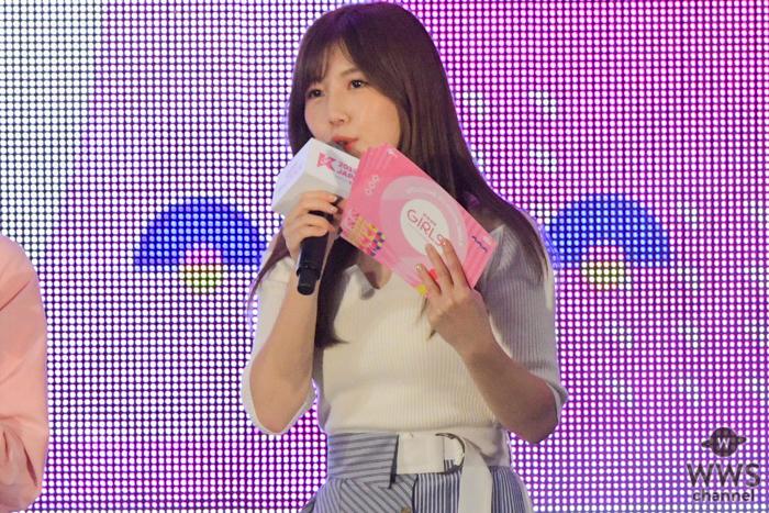 AKB48・宮崎美穂が「KCON GIRLS」ステージのMCに登場!<KCON 2019 JAPAN>