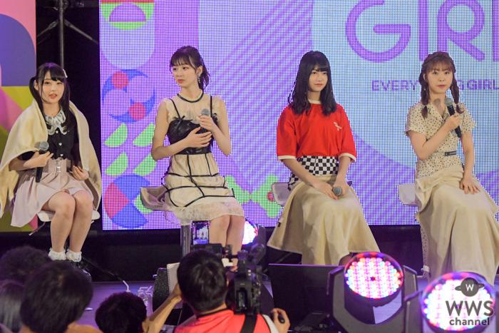 AKB48・中西智代梨、浅井七海らがKCONに登場!PRODUCE48について中西「先輩、後輩に絆が生まれました」<KCON 2019 JAPAN>