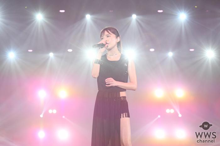 【ライブレポート】宇野実彩子がタオルを振り回す熱気あるステージを披露!<東京ストリートコレクション>