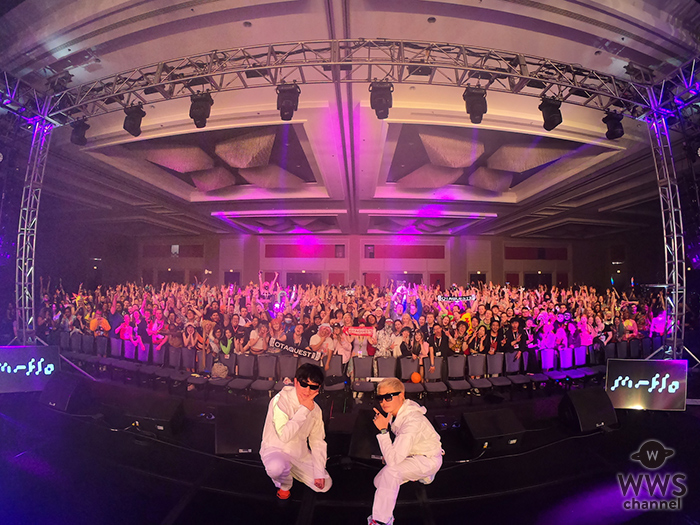 m-floが米・シカゴの巨大フェス「AnimeCentral」に出演し、5000人が熱狂! 新曲も配信決定!