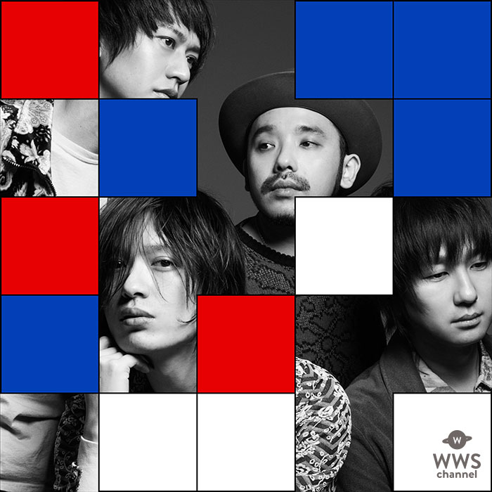 NICO Touches the Walls、6/5発売New Album「QUIZMASTER」の全貌が明らかに!
