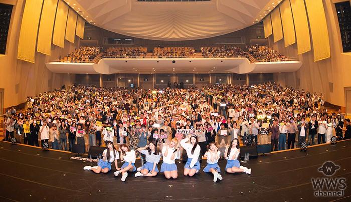 OH MY GIRL、「OH MY GIRL JAPAN 2nd ALBUM」を引っ提げての初Zepp Live Tour が10月開催決定!!