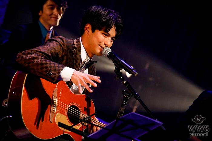 森崎ウィン(PRIZMAX)、AUN Jクラシック・オーケストラ『響 The Sounds of Japan Tour 2019』にゲスト出演!!