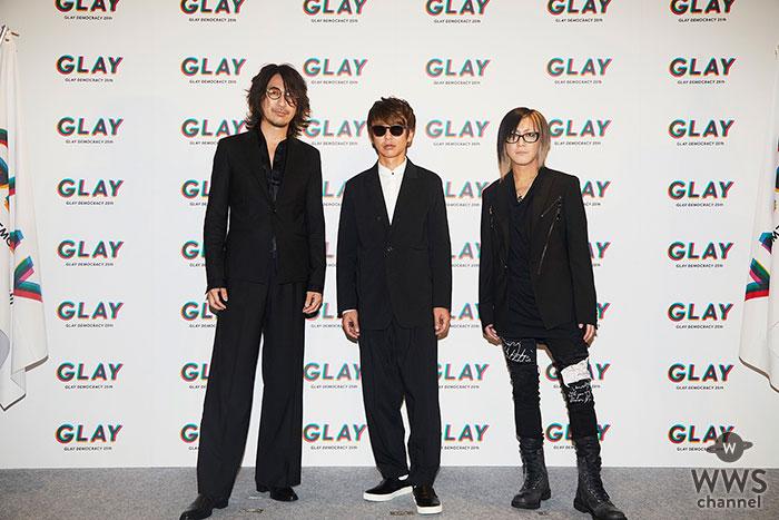 GLAY、10年ぶりのベストアルバム「REVIEW Ⅱ」発売決定!大型アリーナツアー・海外ロングツアー・更にはドームツアーの開催も発表!