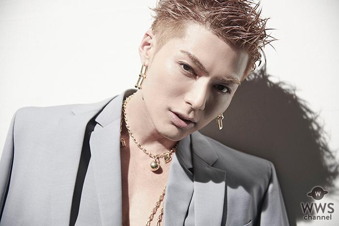 EXILE SHOKICHI、j渾身の2nd Album『1114』発売!自身初の1位を獲得!