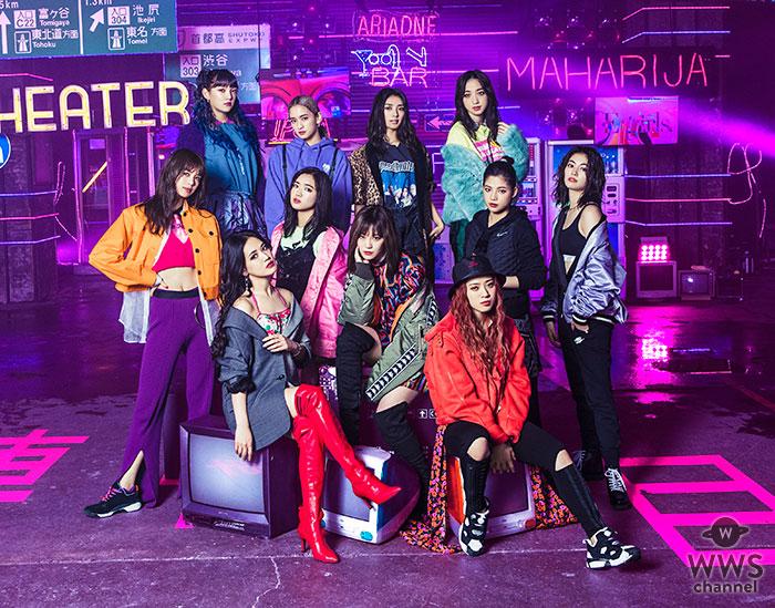 E-girlsのNew Single、E.G.family豪華3枚組ライブパッケージの2作品が7月24日同時発売!