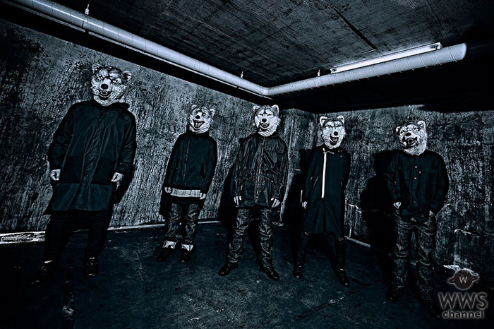 "MAN WITH A MISSION、話題の""月9""主題歌「Remember Me」が本日5月6日デジタル配信スタート!"