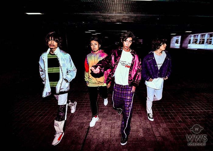 パノラマパナマタウン、ワンマンツアーファイナルにて最新楽曲「ずっとマイペース」の即日リリースを発表!さらに、東京と大阪で自主企画「渦:渦」も開催決定!