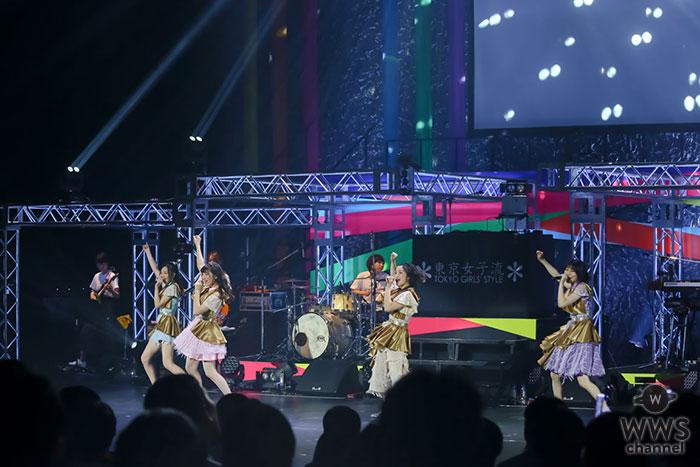 東京女子流 10年目のはじまりを中野サンプラザにてスタート!