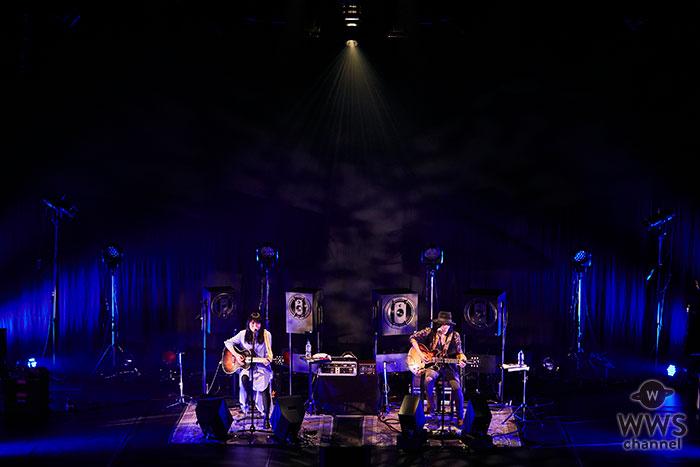 LOVE PSYCHEDELICO、全国18都市20公演を巡る 初のアコースティックツアーが遂にスタート! 合わせて映像作品もリリース!