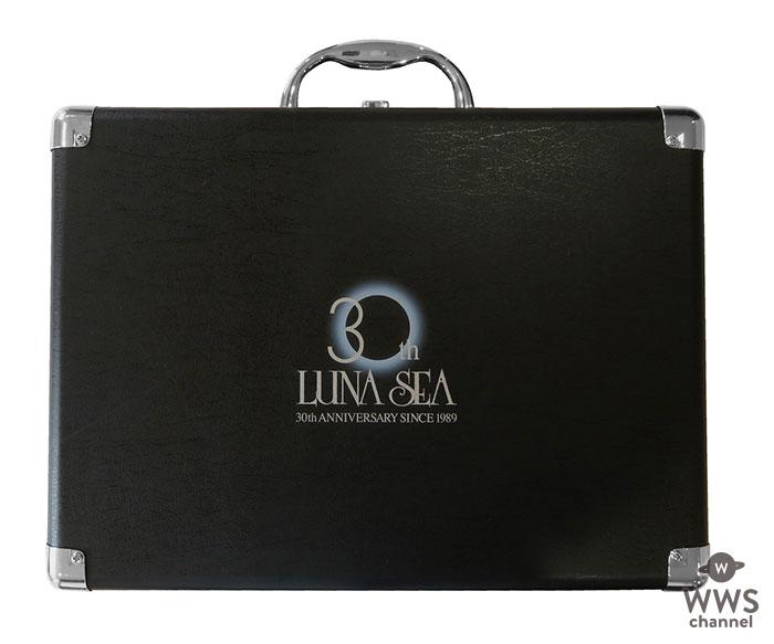 LUNA SEA、結成30周年記念ポータブル レコードプレーヤーをUNIVERSAL MUSIC STOREにて限定発売決定!