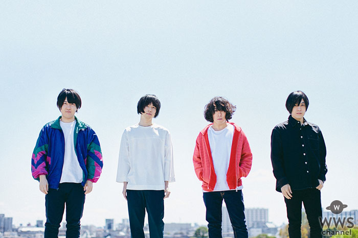 KANA-BOON、ニューシングル「まっさら」がM802「ROCK KIDS 802 -OCHIKEN Goes ON!!-」にてラジオ初オンエア!
