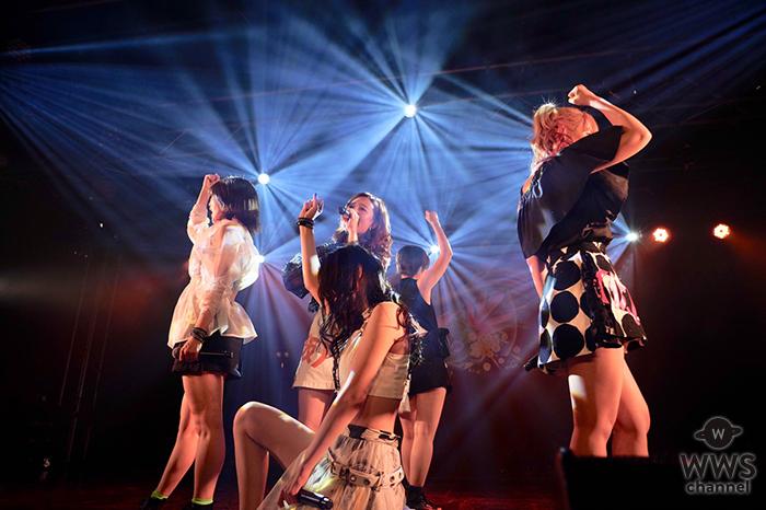 アップアップガールズ(仮)、全国ツアーの初日となる結成記念日スペシャル公演開催!