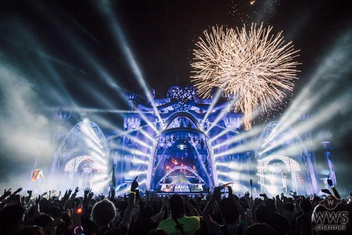 令和の幕開けに相応しくフロアーが熱く一体に「EDC JAPAN 2019」 開幕!!