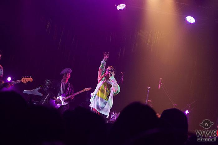 Nulbarich、台湾で初めての海外ワンマンライブが大盛況のうち終幕!!
