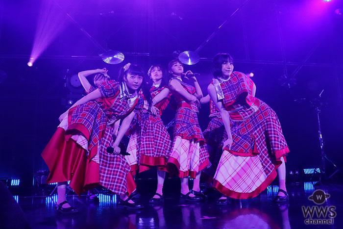 エビ中、令和初ライヴで話題の「梅」を復刻衣装でサプライズ披露&最新曲「トレンディーガール」初披露!!