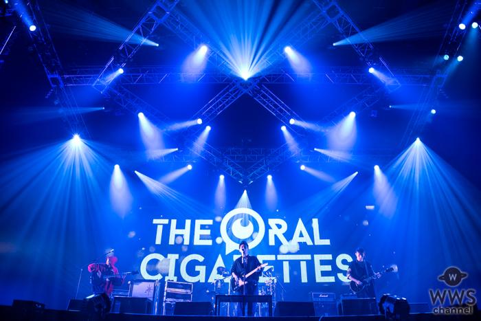 【ライブレポート】THE ORAL CIGARETTESがVIVA LA ROCK 2019 初日のSTAR STAGEに登場!果敢に挑み続けるかのようなステージを展開。<VIVA LA ROCK 2019>