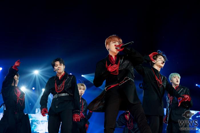 ATEEZが「M COUNTDOWN」初日のトップバッターを飾る!<KCON 2019 JAPAN>