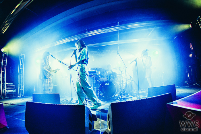 【ライブレポート】赤い公園、新体制発表をしたVIVA LA ROCKのステージで、新体制一周年を迎える!