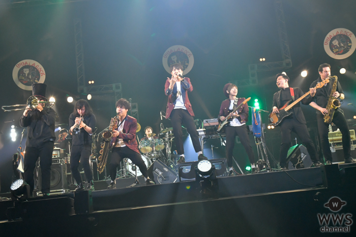【ライブレポート】Official髭男dism、VIVA LA ROCK初出演でVIVA! STAGEのトリを飾る!<VIVA LA ROCK 2019>