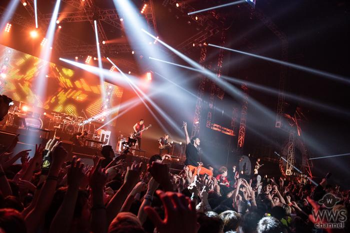 【ライブレポート】UVERworldがSTAR STAGEに登場!熱狂が渦巻く圧巻のパフォーマンスで魅了する!<VIVA LA ROCK 2019>